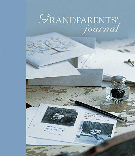 Grands-Parents'Journal (Journals) par Ryland Peters & S,Nouveau Livre ,Gratuit