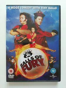 Balls-of-Fury-DVD-Christopher-Walken-Dan-Fogler-Used-Excellent-Condition-C3