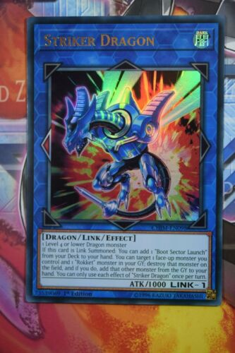 CHOOSE YOUR SECRET SUPER AND RARE CARDS ULTRA CHAOS IMPACT *CHIM* YuGiOh