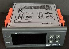 Inkbird Dual Stage Dv 12v Digital Temperature Controller Fahrenheit Thermosta