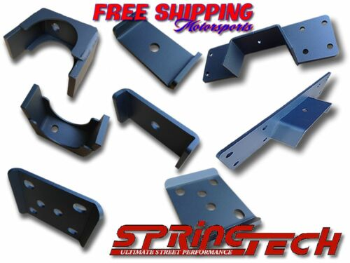 "ST 1997-2003 Ford F150 2wd 6/"" Rear Drop Lowering Flip Kit C-Notch CNotch"