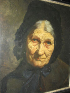 GUNDERSEN-Helene-1858-Frauenportrait-Herrenportrait