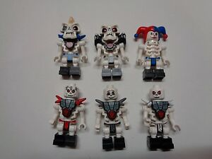 image is loading lego ninjago personnage figurine minifig squelette skeleton choose - Lego Squelette