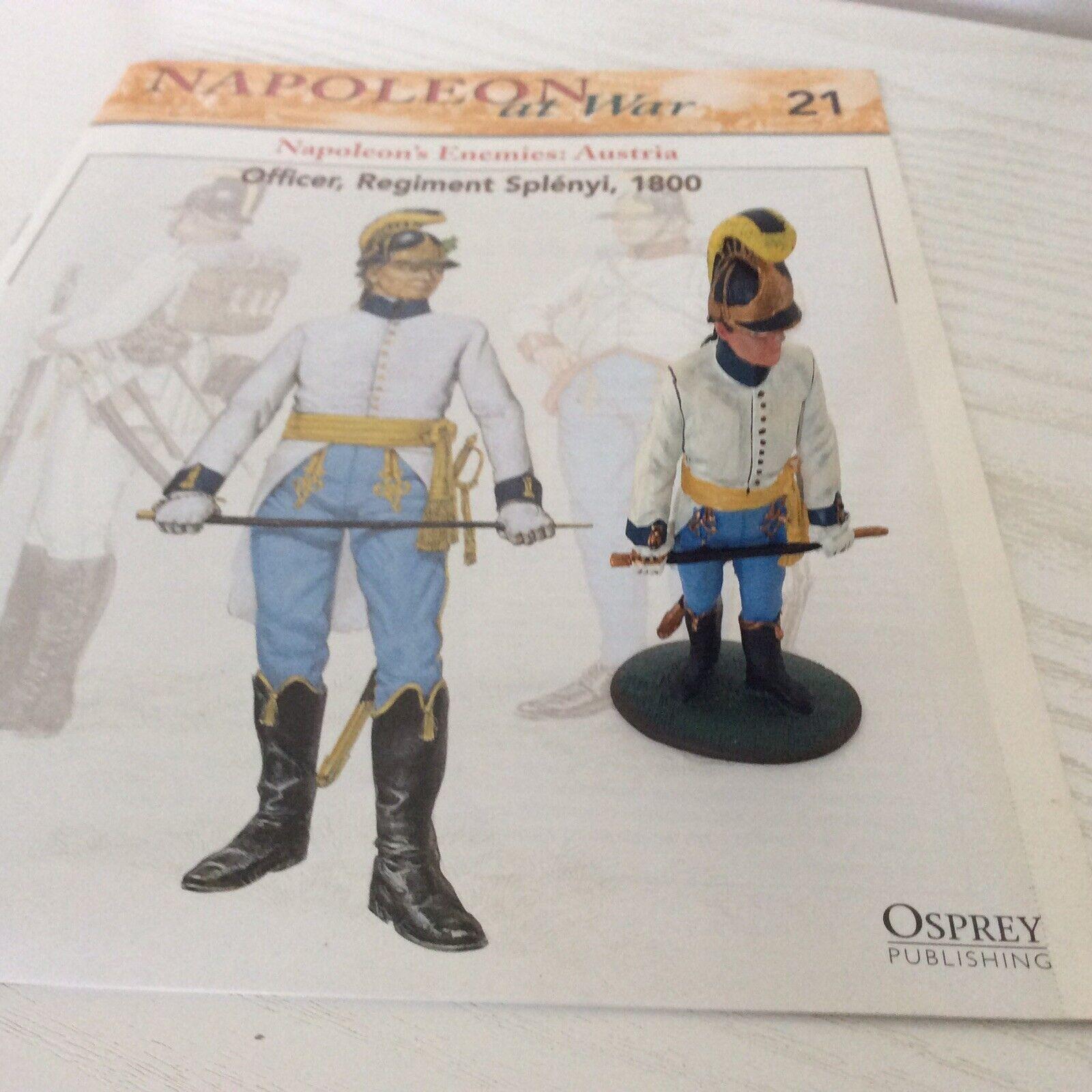 Del Prado napoleon At War Series 21 To 30