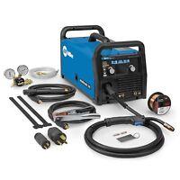 Miller Multimatic 215 Auto-set Multiprocess Welder (907693) on sale