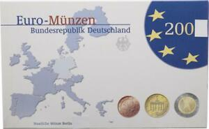 Official Course Set 2006 A Proof 1Cent To + Holsten Pol