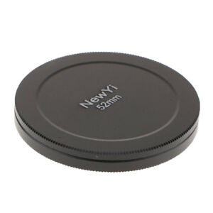 MagiDeal-52mm-Camera-Lens-Filter-Storage-Cap-Case-Metal-Protection-Cover-Box