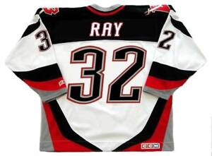 0bc685eb7 ROB RAY Buffalo Sabres 1999 CCM Throwback Home NHL Hockey Jersey