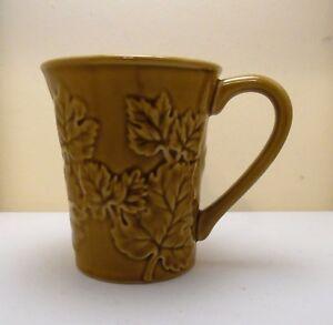 ROSCHER & CO AUTUNNO COLLECTION STONEWARE COFFEE/TEA MUG/CUP GREEN ...