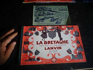 Album-d-039-Images-Chocolat-La-Bretagne-Vides-et-Feuillet-des-Cadeaux-Publicitaires