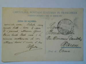 POSTA-MILITARE-CARTOLINA-FRANCHIGIA-16-DIVISIONE-19-10-1915-n23-44