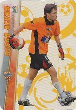 N°363 DIEGO ALVES # UD.ALMERIA TRADING CARD PANINI MEGA CRACKS LIGA 2009