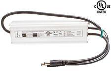 Ul Listed 12v 80w Led Light Power Driver Waterproof 66a Dual Dc Plug