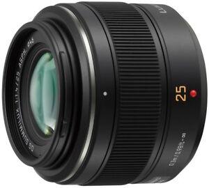 Panasonic-H-X025-G-Micro-4-3-LEICA-DG-SUMMILUX-25mm-f-1-4-ASPH-Lens-EMS-W-T