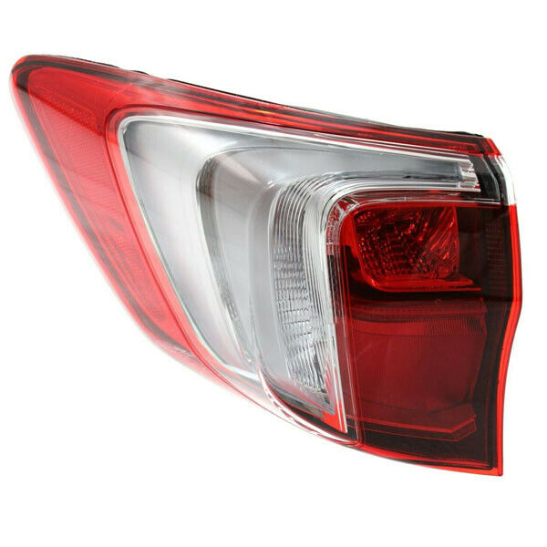 For 16-18 RDX 3.5L V6 Taillight Taillamp Rear Outer Brake