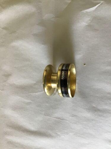 ZEBCO Model 6020 GOLD Spinning Reel Spool-XLNT SHAPE!!