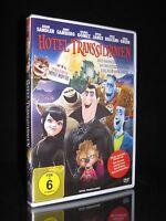 DVD HOTEL TRANSSILVANIEN - ANIMATIONSFILM - STIMME von RICK KAVANIAN *** NEU ***