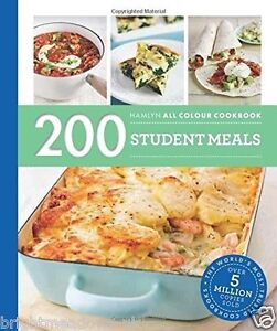 Image Is Loading 200 Student Meals Easy Cheap Diet Cook Book