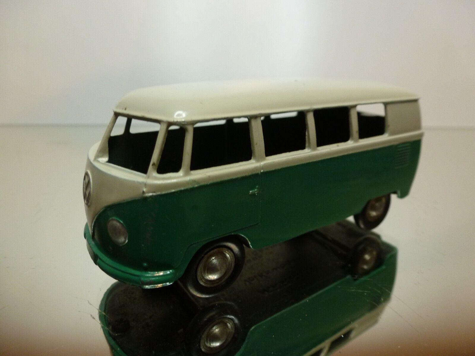 MARKLIN VW VOLKSWAGEN T1 BUS - vert 1 43 -  GOOD CONDITION  magasin fait l'achat et la vente