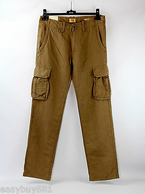 Clothing, Shoes & Accessories Reliable Hugo Boss Orange Pants Slacks Trousers Sjan1-w New Size 32r 57% Leinen 43% Cott Relieving Rheumatism