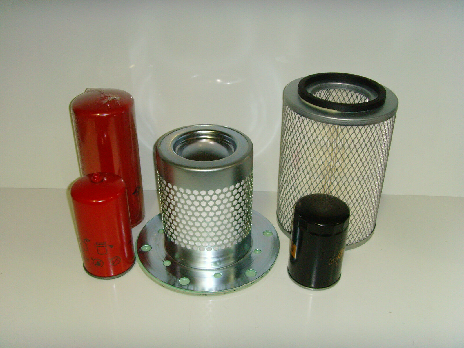 ATLAS COPCO XAS 45 Compressor Filter Service Kit. w/ Deutz F2L1011 Engine