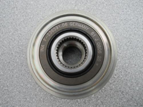 09P132 INA ALTERNATOR CLUTCH PULLEY Citroen Xsara Picasso Berlingo 1.6 HDi
