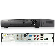 4CH 960H D1 HDMI H.264 Digital Video Recorder CCTV Security System P2P US EK
