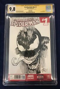 Amazing-Spider-Man-1-Sketch-CGC-SS-9-8-Signed-amp-Venom-Sketch-by-Eric-Powell-GOON