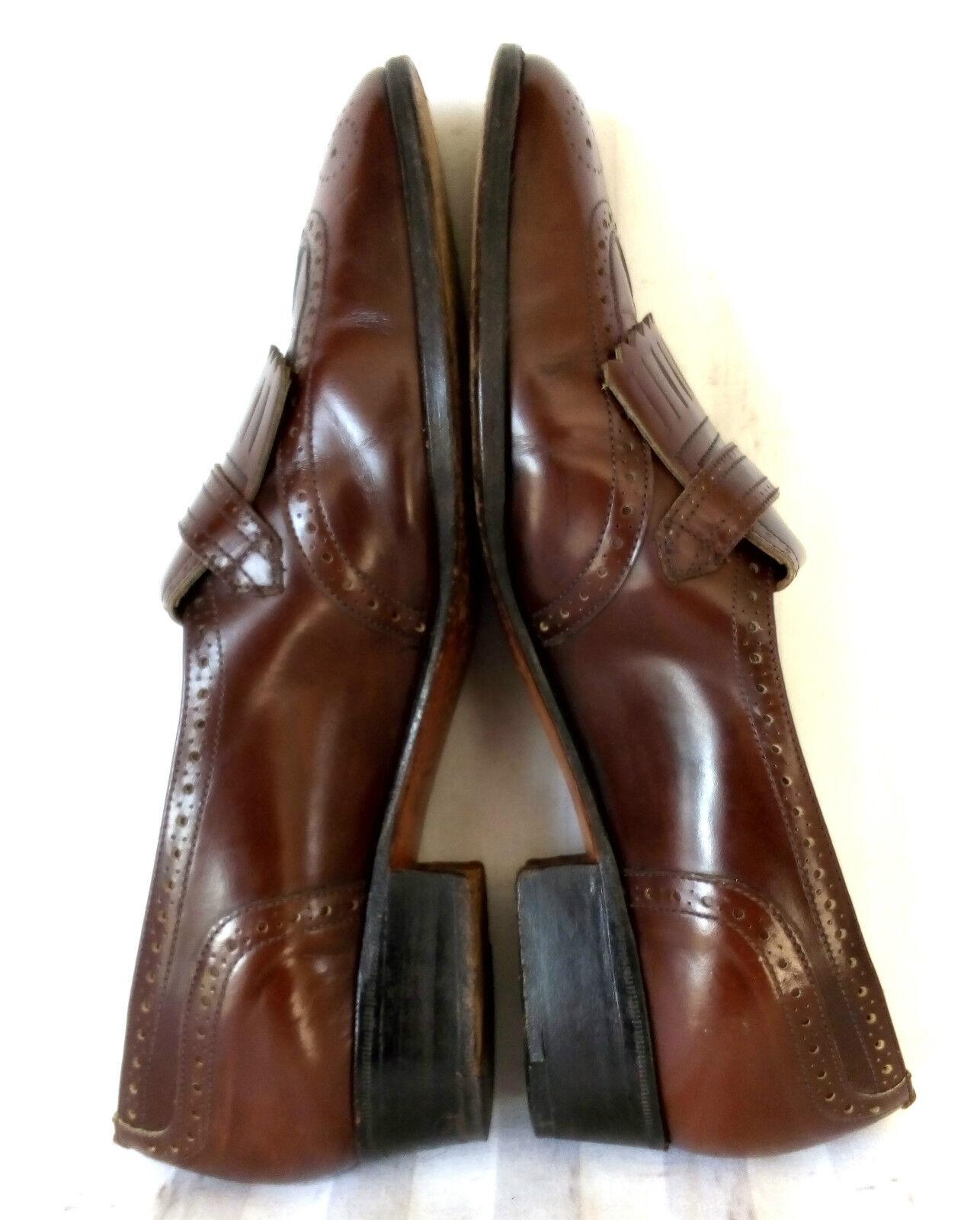 Church's elegante salón loafer zapatos zapatos zapatos señora de cuero marrón 75 B aprox. 37,5 top rareza d77de7