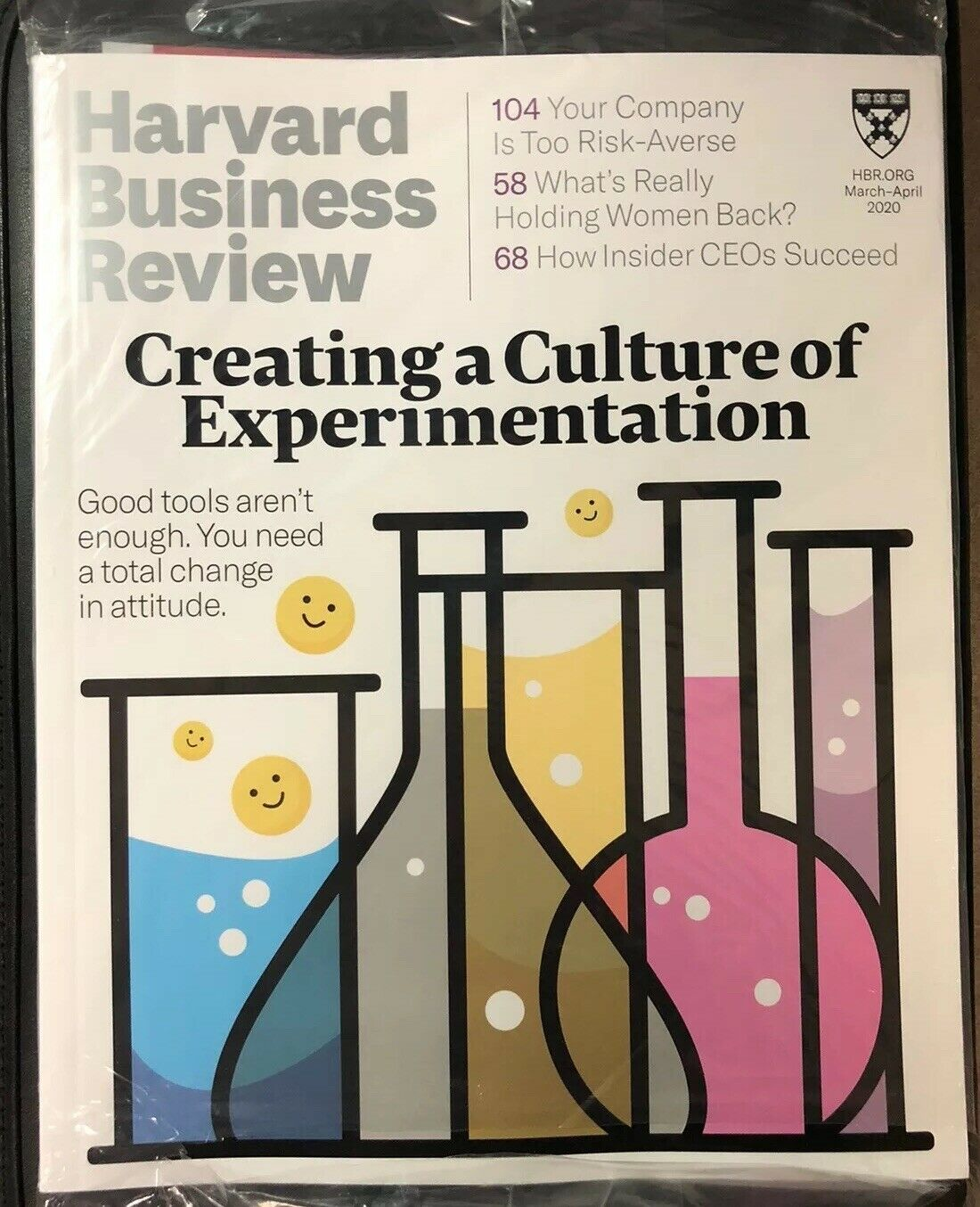 Harvard Business Review: Creating A Culture Of Experimentation, March-April 2020 2