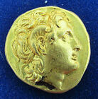 VF ANCIENT Greek AU Stater -  Kings of Thrace Lysimachus c 305-281 BC (1959-)
