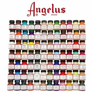 Angelus Acrylic Leather Paint for
