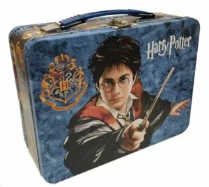 BRAND-NEW-XL-Collectible-Harry-Potter-Tin-Lunch-Box-Metal-Limited-Edition