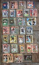 Vintage Panini American Football '90/91 NFL Stickers Lot Of 93 RARE