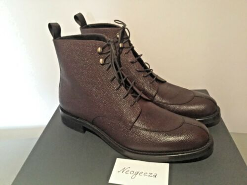 £ Us11 Leather Mens New Uk10 Boots 425 Rrp O'keeffe nRSagwx0w