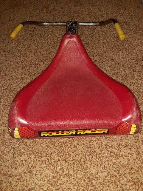 Vintage Roller Racer Sit Scoot Scooter
