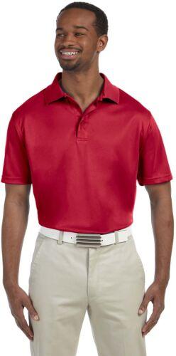 Harriton Mens Polytech Performance Polo Shirt M315