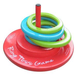 Texas Rec Ring Toss Premium Non Inflatable Swimming Pool