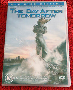 DVD-The-Day-After-Tomorrow-Dennis-Quaid-Jake-Gyllenhaal-M15-Reg-PAL-4