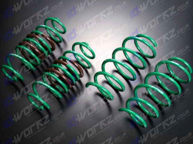 TEIN S-Tech Lowering Springs For Subaru Impreza Inc WRX STI Turbo (00-02)