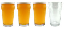 609a2ad667b item 1 Set of 4 Authentic British Style Imperial Pint Glass w  Seal- Bar  Pub Beer Drink -Set of 4 Authentic British Style Imperial Pint Glass w  Seal-  Bar ...