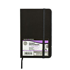 Daler Rowney Pocket Sketchbook Hardcover 9x14cm 144 pages Acid Free