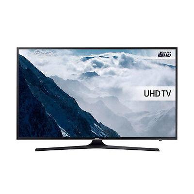 "SAMSUNG 55"" 55KU6000 4K SMART FLAT LED TV WITH 1 YEAR VENDOR WARRANTY"