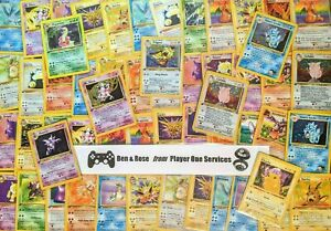 🔥 1st Edition Pokemon Card from 1999 to 2002 ( Original and Authentic ! ) 🔥