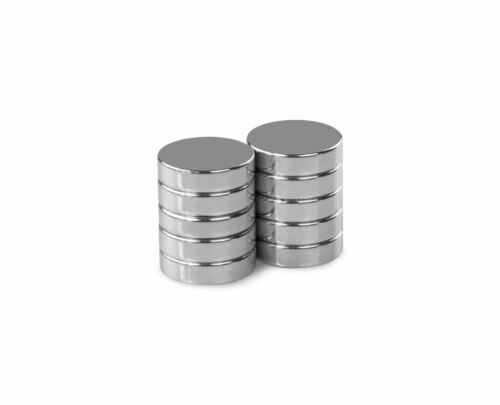 MAG10X-12-14 inch WickedHD Neodymium Disc Magnets-1//2 in x 1//4 in