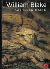 William Blake (World of Art Library),Kathleen Raine