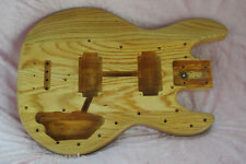VINTAGE 1986 PEAVEY T-40 ASH BASS BODY for YOUR PROJECT or NECK! LOT #T124