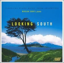 LOOKING SOUTH: CLASSICAL PIANO MUSIC FROM ARGENTINA  LIKE NEW CD BR330