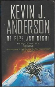 Of-Fire-and-Night-Kevin-J-Anderson-Saga-of-Seven-Suns-5-In-Stock-in-Australia
