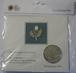 2018-Prince-George-5th-Birthday-5-Coin-Brilliant-Uncirculated-Royal-Mint-Pack